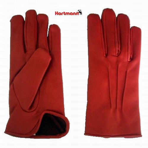 Lederen dames dressing gloves