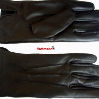 Lederen heren dressing gloves