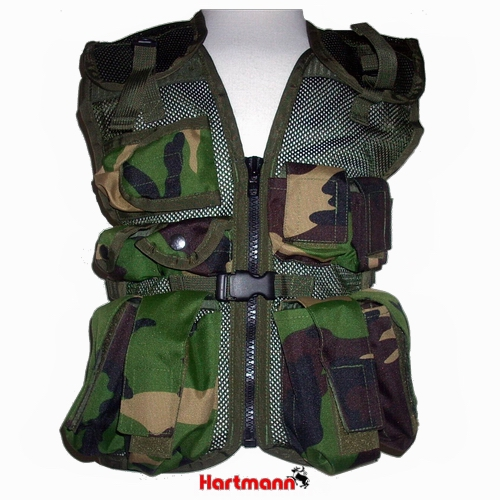 Kinder tactical vest