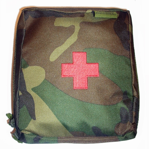 Molle Medical pouch US Woodland