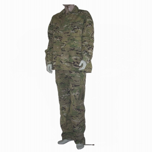 Uniform multicam compleet