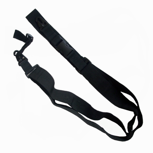 2 Point Gun sling zwart