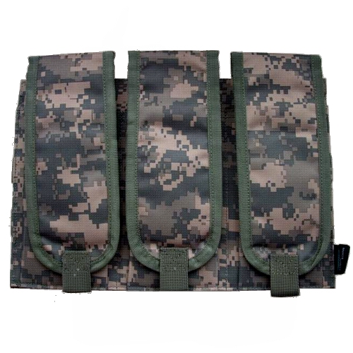 Molle M4 magazijnpouch tripple ACU