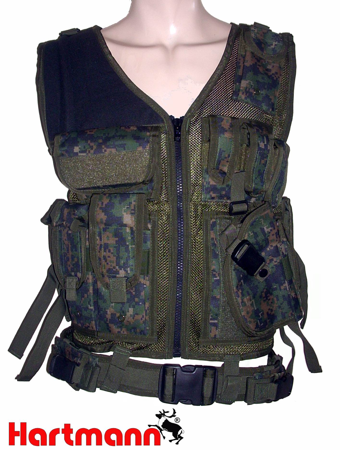 Tactical combat vest Preventer Marpat