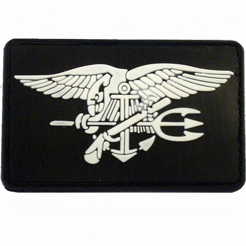 Siliconen velcro patch US Navy SEALS