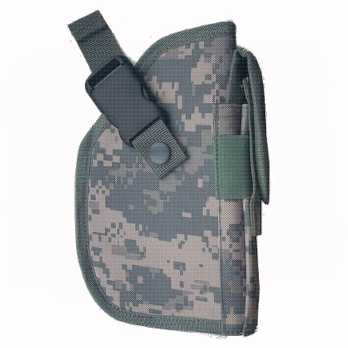 Molle pistool holster in ACU