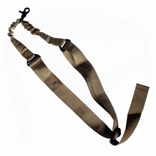 Single Point Rifle Gun Sling desert