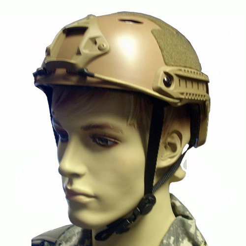 SW28888 Outdoor Tactical ABS Helm TAN