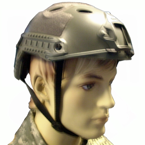SW28888 Outdoor Tactical ABS Helm grijs
