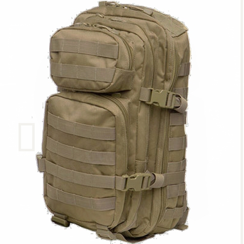MOLLE Assault Pack TAN