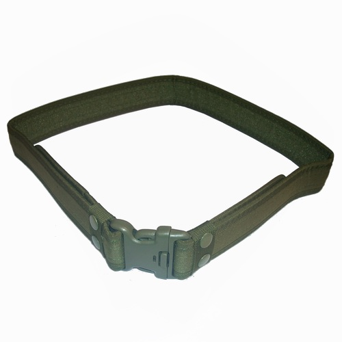 Militaire riem Tactical Canvas OD