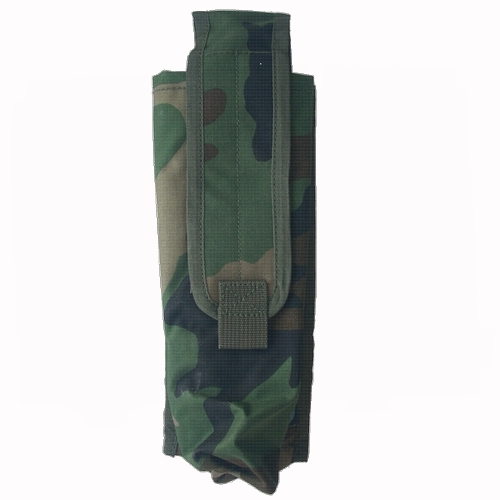 Molle P90 mag pouch enkel woodland