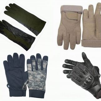Tactical handschoenen
