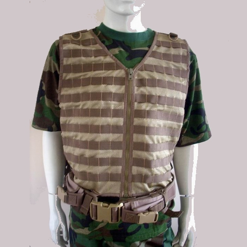 Mollevest in TAN