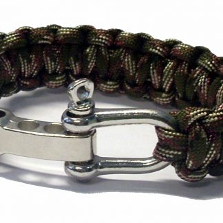 GGT SURVIVAL BRACELETS Army green
