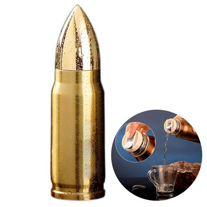 Thermosfles bullet