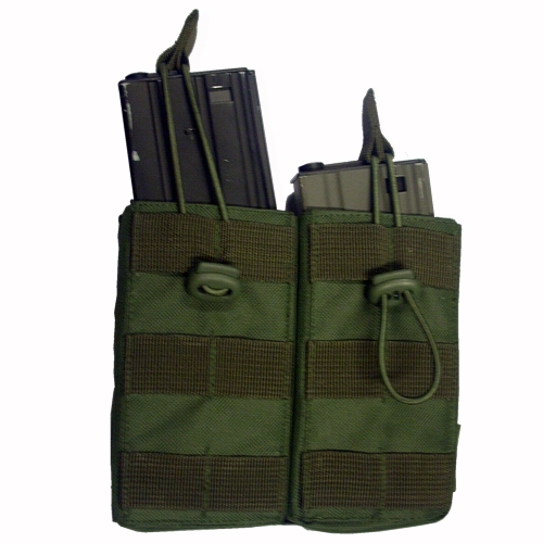 Open M4 mag pouch dubbel OD